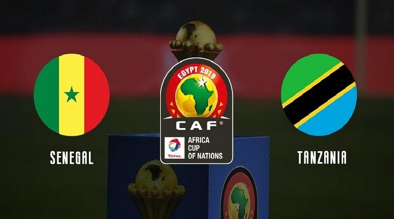 السنغال وتنزانيا كأس الأمم الأفريقية
