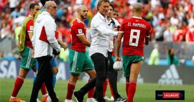 ملخص مباراة المغرب ونامبيا كأس الأمم الأفريقية