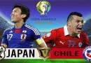 اليابان وتشيلي كوبا أمريكا 2019