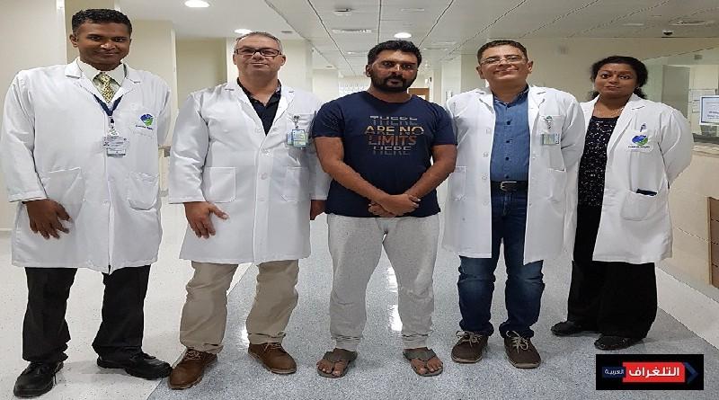 أطباء مستشفى زليخة ينقذون مريضاً من التعرض لفقدان البصر وتعفن الدم