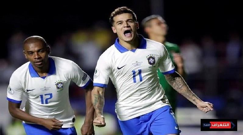 أهداف البرازيل وبوليفيا