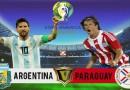 الأرجنتين وباراجواي كوبا أمريكا 2019