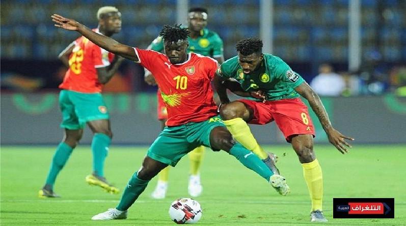 أهداف غانا وبنين كأس الأمم الأفريقية