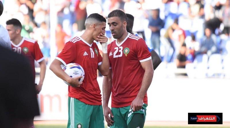 """حمدالله والمنتخب المغربي.. """"انسحاب ام ابعاد"""""""