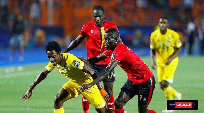 أهداف اوغندا وزيمبابوي كأس الأمم الأفريقية