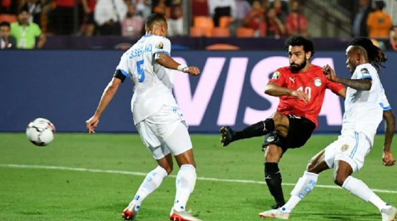 مصر تصعق الكونجو وتصعد الى دور الـ16 بكأس الأمم الأفريقية