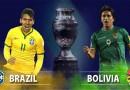 البرازيل وبوليفيا كوبا أمريكا 2019