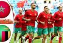 المغرب وزامبيا مباراة ودية