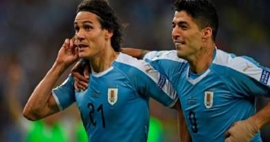 الأوروجواي تقهر تشيلي واليابان والاكوادور يودعان الكوبا