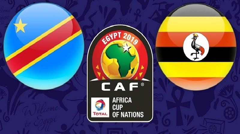 الكونغو واوغندا كأس الأمم الأفريقية