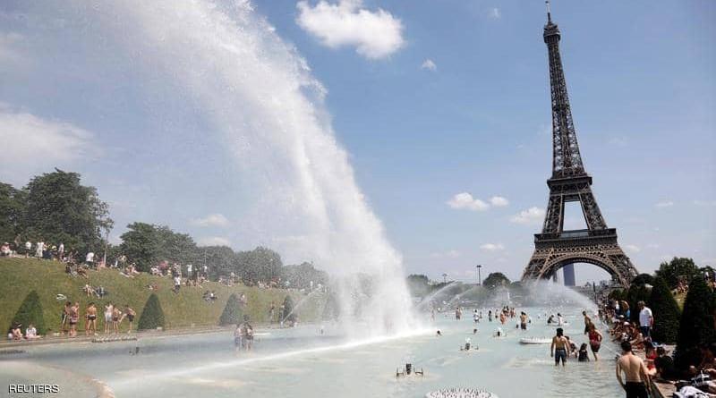 موجة حر غير مسبوقة تجتاح اوروبا