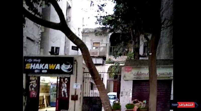 صاحب مقهى شهير بالمهندسين يتلاعب في أوراق مبنى أثري ويحوله إلى كافية بالقاهرة