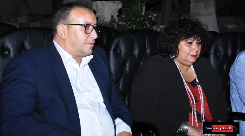 وزير الثقافة تشهد انطلاق فعاليات مهرجان الاوبرا بالمسرح الرومانى فى الاسكندرية