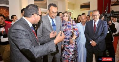 باطمة وايهاب أمير وهمام ابراهيم نجوم الدورة الرابعة لمهرجان الداخلة الدولي للموضة العالمية