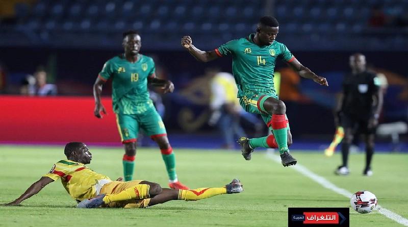 نيجيريا والكاميرون كأس الأمم الأفريقية