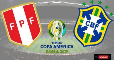 البرازيل والبيرو كوبا أمريكا 2019