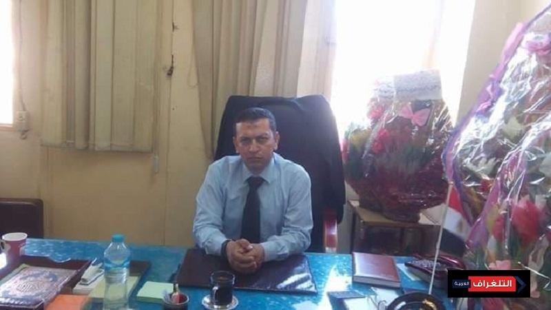 مدير مديرية التموين والتجارة الداخلية بالشرقيه الاستاذ ابراهيم الحارون