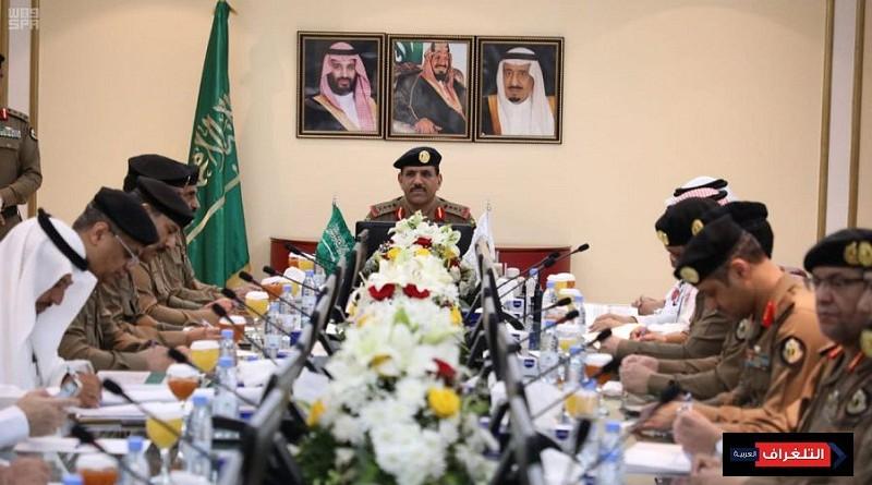 مدير الأمن العام يترأس اجتماعاً تنسيقياً مع مؤسسات الطوافة