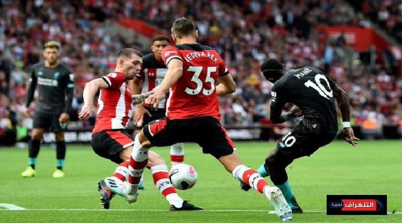 بالفيديو....ليفربول يحقق فوزاً ثميناً على ساوثهامتون في البريميرليج