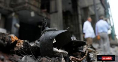 السفارة الأمريكية في القاهرة تصدر بيانا بشأن حادث معهد الأورام