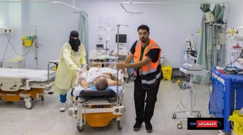 مستشفيات منى تستقبل 99756 حاجاً من الثامن وحتى الـ11 من ذي الحجة