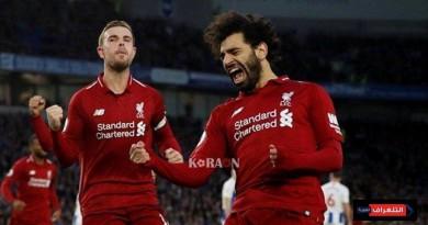 ليفربول وشالكه مباراة ودية