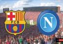 برشلونة ونابولي مباراة ودية