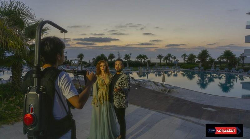 """نجم برنامج فنان العرب """"أيوب الحومي"""" يصدر جديده الفني"""