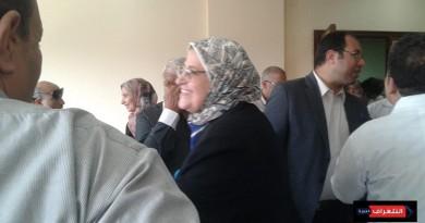 زيادة 15 سرير رعاية و19 حضانة فى زيارة وكيل صحة الجيزة لمستشفى التحرير العام
