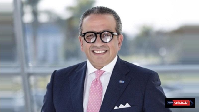 عمرو الجنايني، الرئيس التنفيذي للخدمات المصرفية المؤسسية في البنك التجاري الدولي