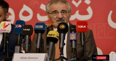 4th Slemani International Film Festival to be held in October