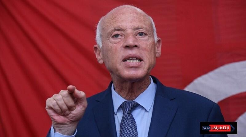 التلفزيون الرسمي التونسي يعلن فوز قيس سعيد برئاسة تونس بنسبة 75%