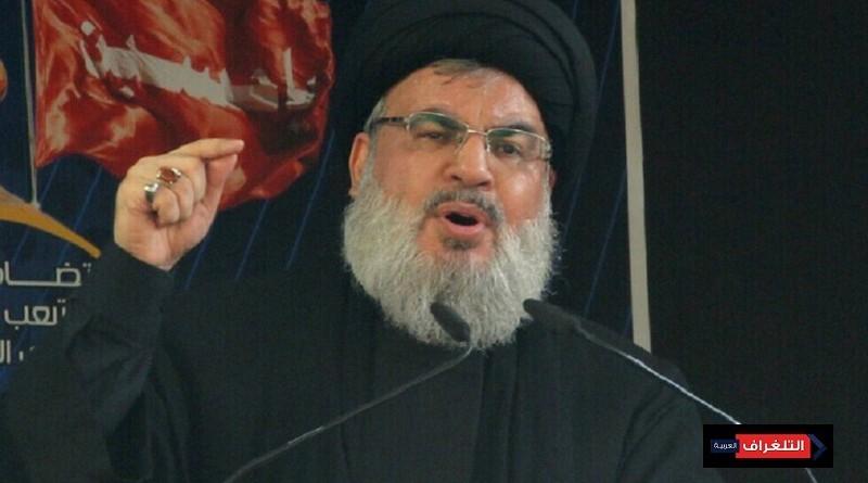 كلمة مرتقبة لنصر الله تتناول الوضع الداخلي في لبنان