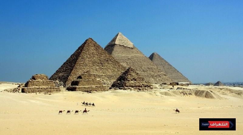 """اكتشاف """"خريطة الجحيم"""" في تابوت مصري قديم"""