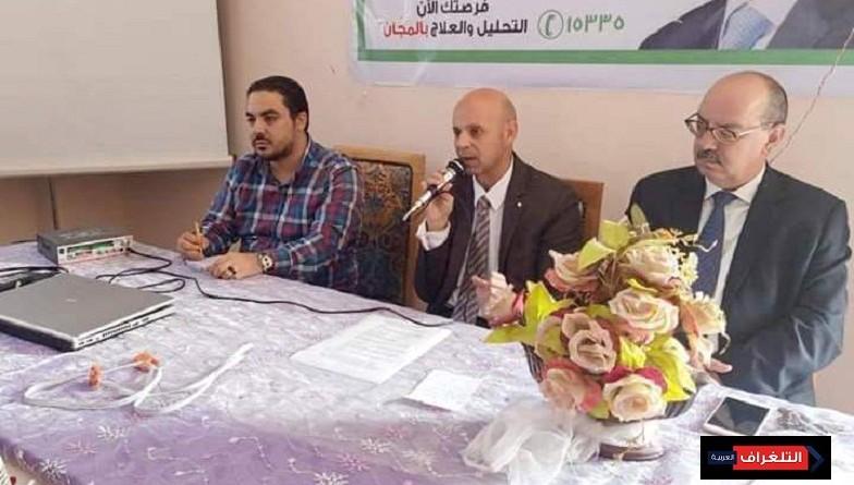 إجتماعات متتالية لوكيل وزارة الصحة بالشرقية مع مديري المستشفيات بالمحافظة