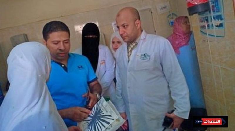 مرور مكثف من صحة الشرقية علي مستشفيات المحافظة
