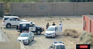بالفيديو…سعودي يطلق النار بشكل جنوني في حي سكني