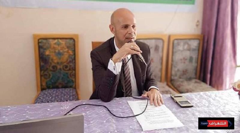 الدكتور هشام شوقي مسعود وكيل وزارة الصحة بالشرقية