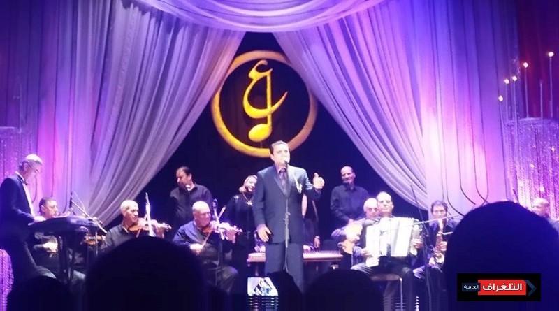 عندليب مصر الجديد يتألق في ختام مهرجان الموسيقى العربية ٢٨
