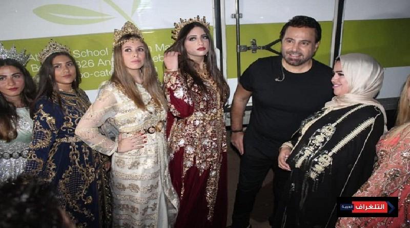 بحضور فارس الغناء العربي عاصي حلاني تكريم ''الزيانة'' المغربية سعاد عياش