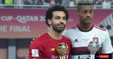 محمد صلاح الأفضل في مونديال الأندية