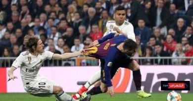 """مواجهات الكلاسيكو الساخنة بين برشلونة وريال مدريد على ملعب """"كامب نو"""""""
