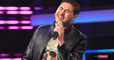 """الفنان محمد عدلي ضيف برنامج """"ساعة سعيدة"""" على """"MBC5"""""""