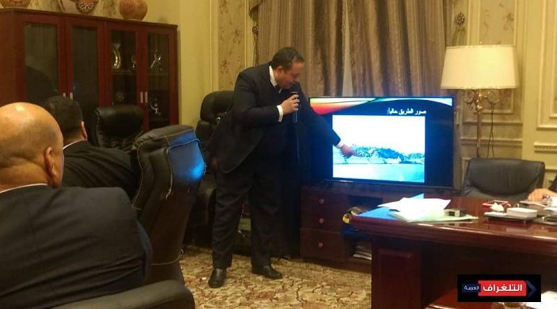 برلماني : طلب إحاطة لوزير النقل بشأن الأعمال الجارية بطريق السويس