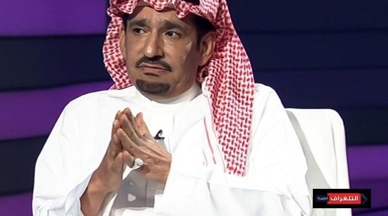 الفنان عبد الله السدحان