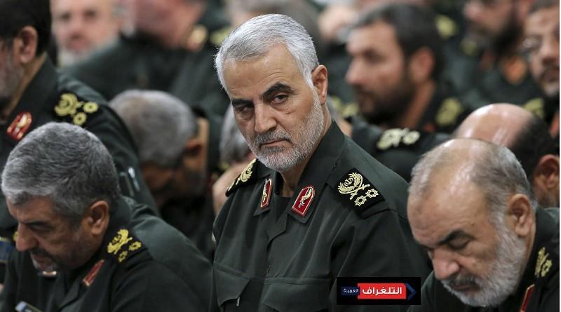 الجنرال الإيراني قاسم سليماني