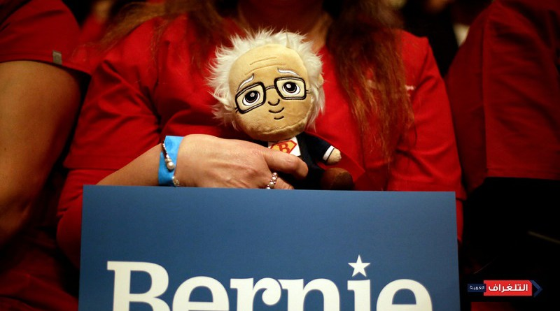 'Don't let them take it away!' Trump congratulates 'Crazy Bernie' as Sanders wins big in Nevada