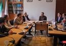 رئيس منظمة السينما الايرانية يتفقّد مؤسسة الفارابي السينمائية