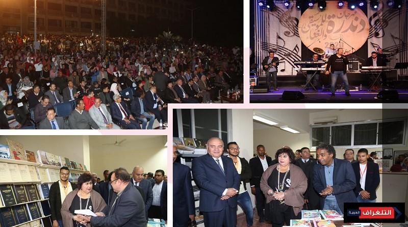 وزير الثقافة : مخاطبة وجدان الجمهور احد وسائل تنمية وتطوير المجتمع
