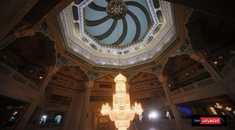 تلاوة القرآن الكريم في مسجد موسكو الكبير على مدار اليوم طلبا لرد بلاء كورونا